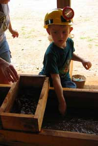 Child Mining Picture